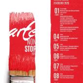 Arte Non Stop de 1 a 9 de fevereiro