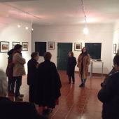 Inauguração da Exposição de Artes Plásticas